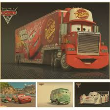 popular portrait wall decals buy cheap portrait wall decals lots cartoon cars child room wall stickers for kids room boy bedroom wall decals retro poster car