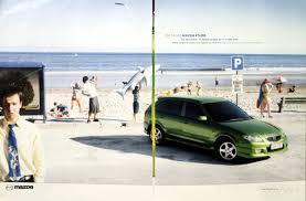 mazda line monday mazda print ad from 2005 u2013 willem u0027s planet