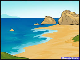 how to draw a sea step by step watermasses landmarks u0026 places