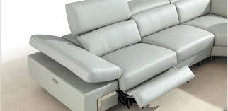 White Leather Recliner Sofa Valuable Sample Of Heals Tan Leather Sofa Favorable Corner