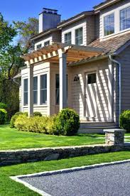 pergola front door pergola front porch exterior traditional with