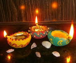 handmade decorative diya oil lamps 10 steps