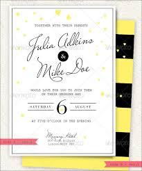 modern wedding invitation modern wedding invitation 20 psd jpg indesign format