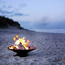 Fireplace Stores In New Jersey by Helios Firebowl Portable Fireplace And Beach Camping