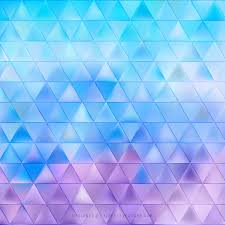 blue purple triangle polygonal background 123freevectors