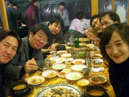 eating in asia interview with d a korean u0027s take on western food