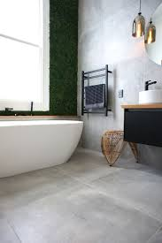 best 25 cement bathroom ideas on pinterest concrete bathroom cat jeremy s main bathroom featuring the moss wall the tile is called cementia