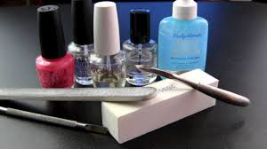 salon perfect nails at home youtube