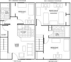 home architecture plans 13 more 3 bedroom 3d floor plans amazing architecture magazine bed