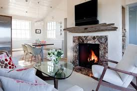 Beach Style Area Rugs Fireplace Mantel Kits Trend Boston Beach Style Living Room