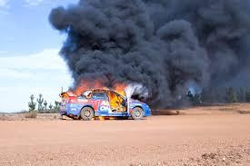 subaru fire harry bates wins forest rally opening heat speedcafe