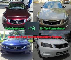 08 honda accord problems mobile mechanic tips of the week 15 2009 honda accord start and