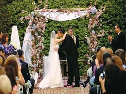 ideas for wedding ceremony decorations wedding corners