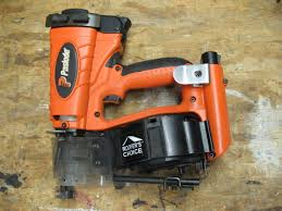 paslode cr175c cordless gas powered roofing nailer fine homebuilding