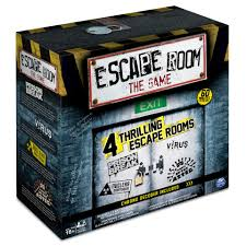escape room the game toys