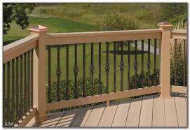 cedar deck railing pictures decks home decorating ideas