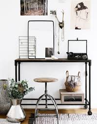 Quirky Desk Accessories by 20 Industrial Style Home Office Spaces Dapperlounge