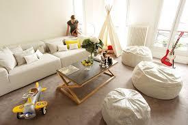 living room bean bags kids minimal living room with bean bag seating