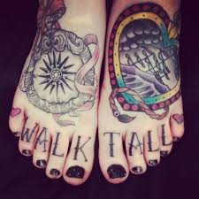 amazing foot tattoos for women tattoos mob