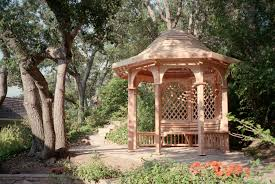 octagon gazebo with type g 1 x 3 bell roof semi circular arch