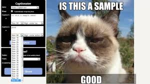 Create A Grumpy Cat Meme - how to make grumpy cats memes youtube