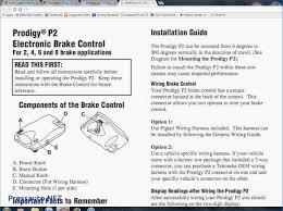 tekonsha sentinel ke controller wiring diagram website u2013 pressauto net