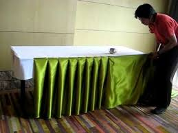 How To Make A Table Skirt by 165 Best Table Cloths Table Skirts Table Runners Table