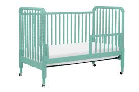 Convertible Crib Safety Rail by Davinci Jenny Lind 3 In 1 Convertible Crib With Conversion Kit