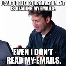 Email Meme - reading my emails funny pictures quotes memes funny images