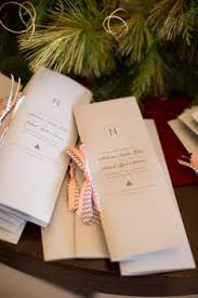 Wedding Booklet Templates Diy Instructions On How To Make Your Own Booklet Style Wedding