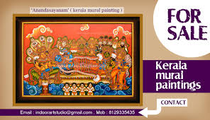 kerala mural paintings indoor art studio painting 2 loversiq