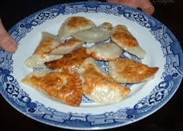 recette cuisine polonaise j avais oublié de vous donner la recette de pierogi à la choucroute