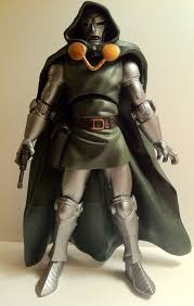 Dr Doom Mask Marvel Legends Dr Doom Series 3 Review Toy Review Daily