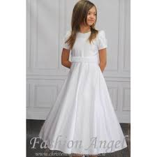 simple communion dresses handmade holy communion dress