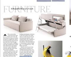 Sofa That Turns Into Bunk Beds by Voila Your Couch Is A Bunk Bed Pat U0027s Picks