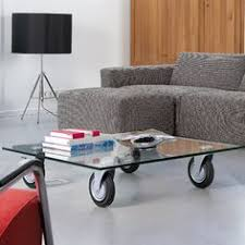 Glass Coffee Table With Wheels Glass Coffee Table Wheels For Home Interior Design
