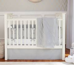 White Convertible Cribs by Kendall Cot Simply White Pottery Barn Kids Au