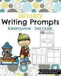 Creative Writing Prompts For Kids Worksheets January Writing Prompts Planning Playtime