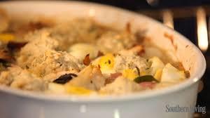 chris hastings u0027 chicken and dumplings southern living