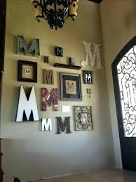 wooden letters home decor metal wall letters home decor for s large wood letter and also