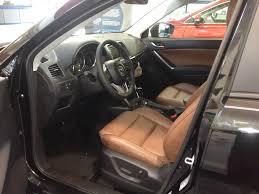 mazda interior cx5 black cx 5 with saddle brown interior