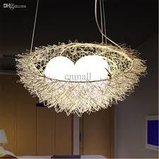 Unique Ceiling Lighting Unique Bird S Nest Pendant Light Hanging Lighting Ceiling L