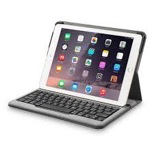 amazon com anker bluetooth folio keyboard case for ipad air 2