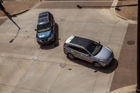 nissan pathfinder vs dodge durango 2013 family crossover comparison day five automobile magazine