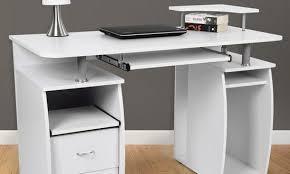White Computer Desks For Home White Computer Desk Desks Home Office Co 800108 Onsingularity