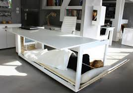 Beds That Have A Desk Underneath Incredible Bed Desk Hybrid Takes Work Naps To A Whole New Level