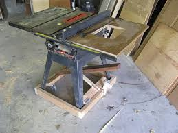 diy table saw stand with wheels craftsman table saw stand casters table designs
