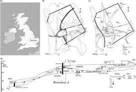 Space Debris Map The Relationship Between Archaeological Stratigraphy And