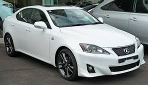 lexus is 250 all years lexus is250