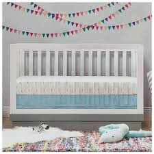 Babyletto Harlow 3 In 1 Convertible Crib Babyletto Harlow Acrylic Baby Crib Awesome 3 In 1 Convertible Crib